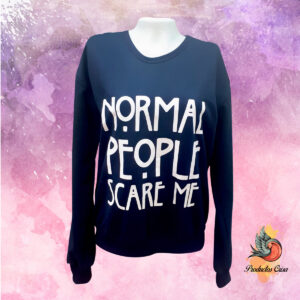 buzo normal people scare me