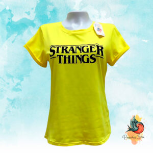 camisetas stranger things