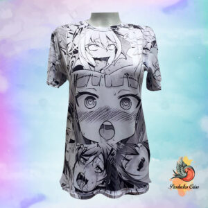 camisetas anime colombia